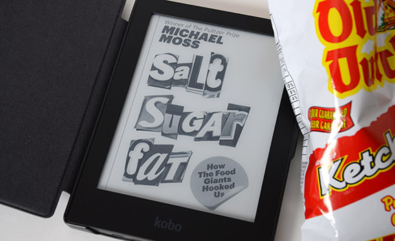 Book Review: Salt Sugar Fat: How the Food Giants Hooked Us, by Michael Moss