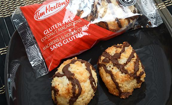 Tim Hortons Gluten-Free Macaroons