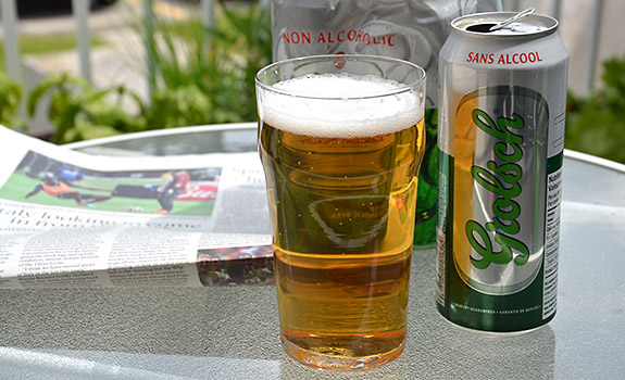 Is non-alcoholic beer really alcohol-free?