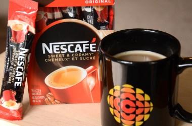 Nescafé Sweet and Creamy Original