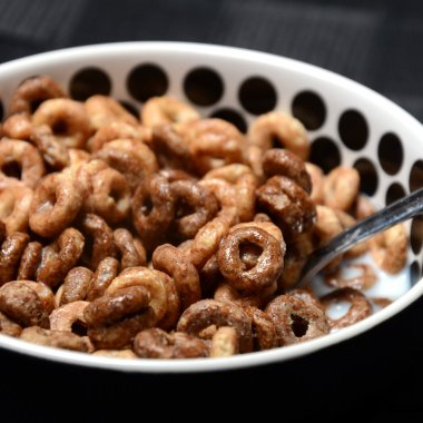 Chocolate Peanut Butter Cheerios