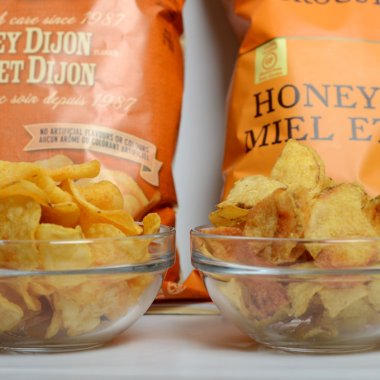 Food Fight: Honey Dijon Potato Chips