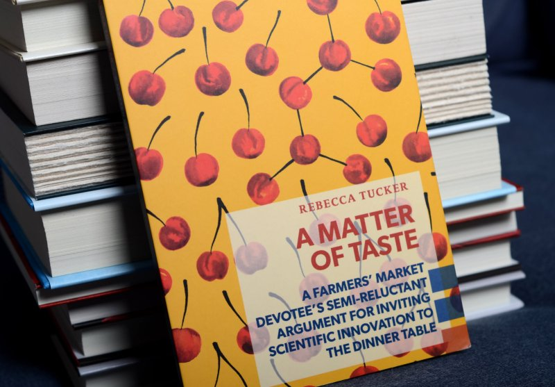 A Matter of Taste, by Rebecca Tucker