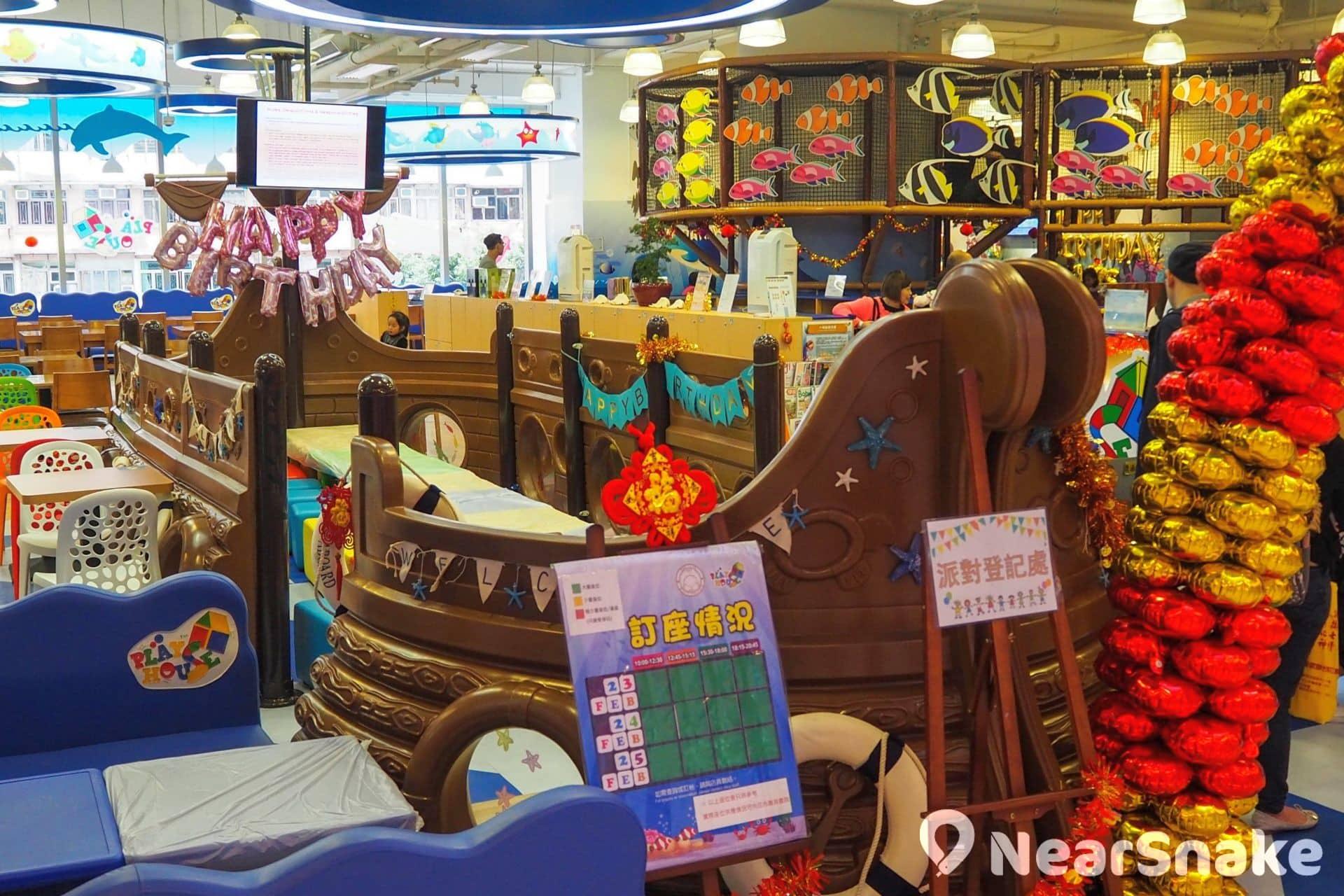 Mikiki:香港市區罕見的狗商場 狗Cafe吉之芬給•親子餐廳Playhouse坐鎮 | NearSnake.com