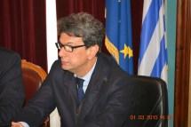 Επιστολές του Δήμαρχου Σάμου προς τον Αναπληρωτή Υπουργό Μεταναστευτικής Πολιτικής