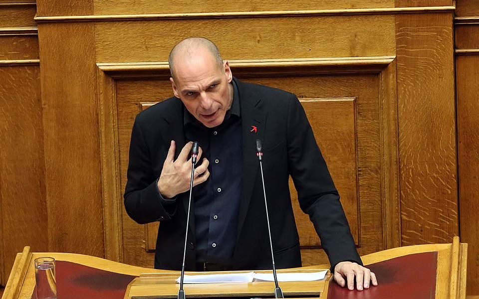 Τις ηχογραφήσεις του Eurogroup κατέθεσε στη Βουλή ο Βαρουφάκης – Τασούλας: Επιστρέφω την επιστολή ως απαράδεκτη