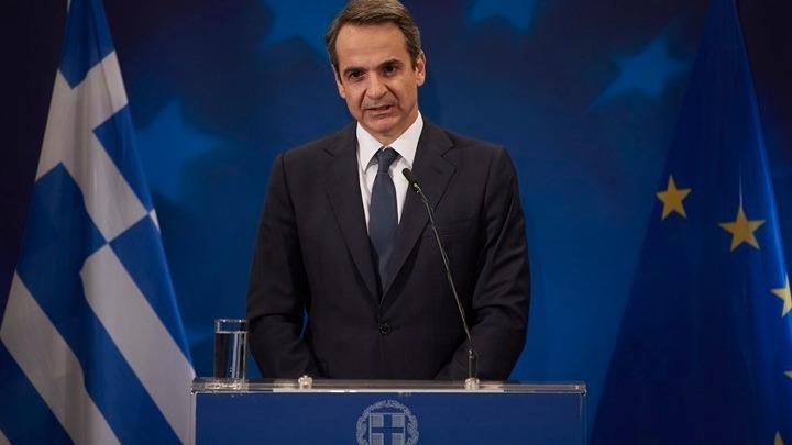 Κ. Μητσοτάκης για την 25η Μαρτίου: Ο δικός μας αγώνας είναι να κρατήσουμε την Ελλάδα δυνατή και τους Έλληνες υγιείς