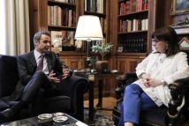 Συναίνεση για το Ταμείο Ανάκαμψης ζήτησε η ΠτΔ – Τι προανήγγειλε ο Μητσοτάκης