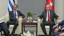 Πέτσας: Ανοιχτό το ενδεχόμενο επικοινωνίας ανάμεσα σε Μητσοτάκη και Ερντογάν