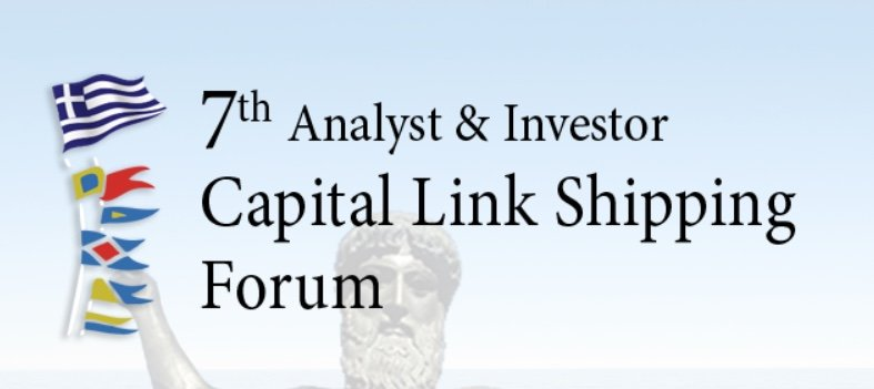 Tα μεγαλύτερα ονόματα της ναυτιλίας στο συνέδριο της Capital Link συζητούν για τον ηγετικό ρόλο της ελληνικής ναυτιλίας