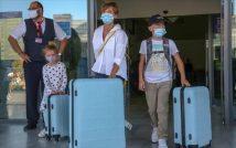 Πτώση 66,5% στις ταξιδιωτικές εισπράξεις τον Αύγουστο – Ηρθαν μόλις 1,8 εκατ. οι ξένοι τουρίστες