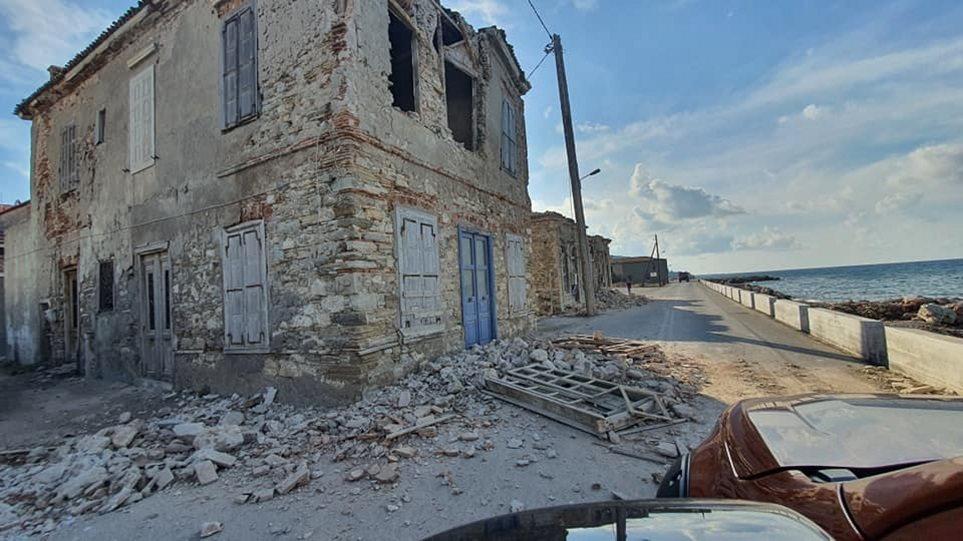 Βορίδης: 2,16 στην Ανατολική & 2,09 εκατ. ευρώ στη Δυτική Σάμο για την αντιμετώπιση των συνεπειών από τον καταστροφικό σεισμό