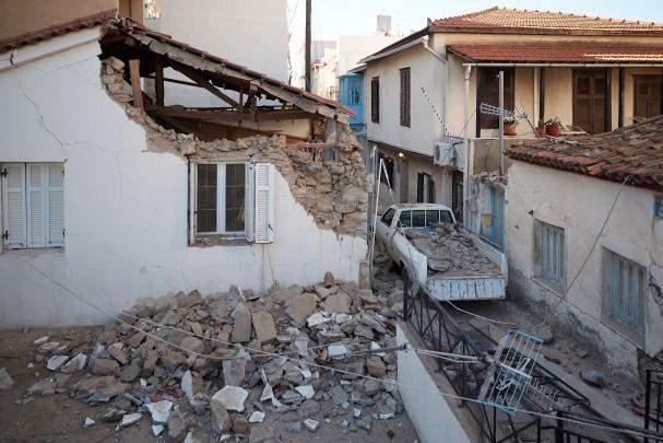 Δημοσιεύθηκε σε ΦΕΚ η αποκατάσταση ζημιών από τον σεισμό της 30ής Οκτωβρίου