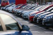 ΕΛΣΤΑΤ: Πτώση 24,4% κατέγραψε η αγορά αυτοκινήτου το 2020