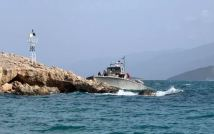 Περιπολικό του Ναυτικού προσάραξε στο λιμάνι του Πυθαγορείου