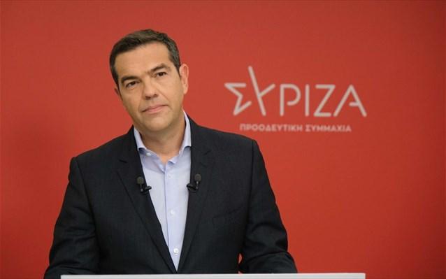 Τσίπρας: Ο Μητσοτάκης φέρει βαρύτατη πολιτική ευθύνη – Να αποπέμψει τη Μενδώνη