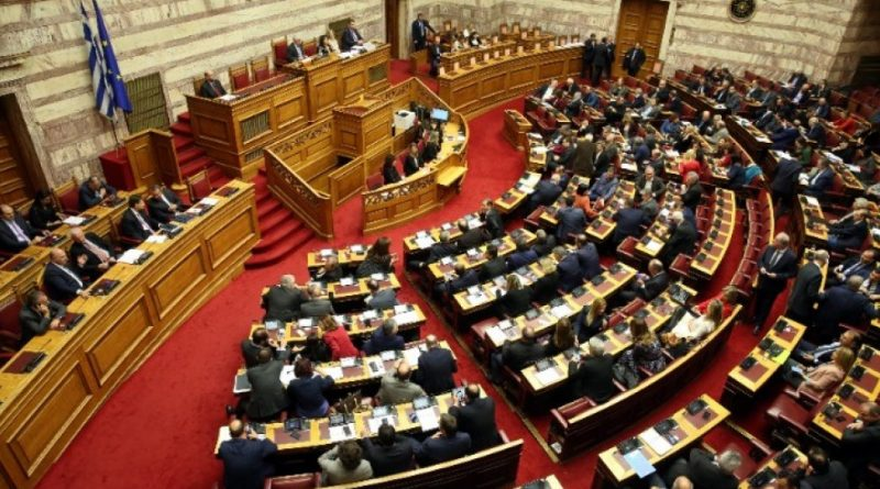 Κόντρα στη Βουλή:Διαπληκτισμοί Τσίπρα – Τασούλα – Διακόπηκε η συνεδρίαση