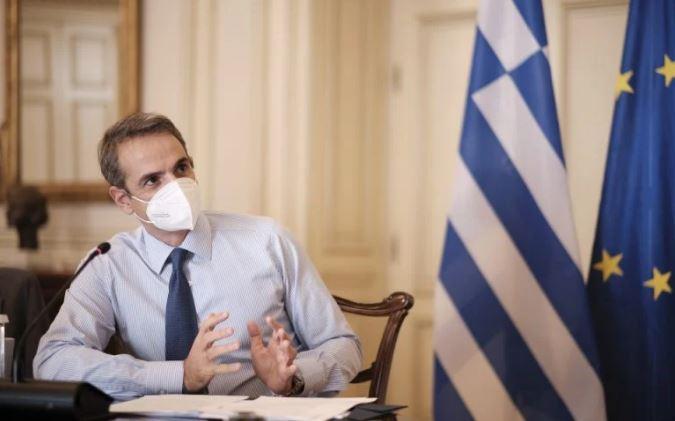 Αύξηση του κατώτατου μισθού κατά 2% ανακοίνωσε ο Κυρ. Μητσοτάκης