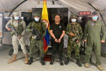 Συνελήφθη ο πλέον καταζητούμενος έμπορος ναρκωτικών στην Κολομβία