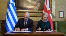 Ασφάλεια, εξωτερική πολιτική και εμπόριο στο επίκεντρο της ελληνοβρετανικής συμφωνίας
