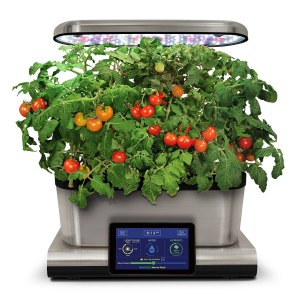 Hydroponic Gardening AeroGarden Bounty with Gourmet Herb Seed Pod Kit