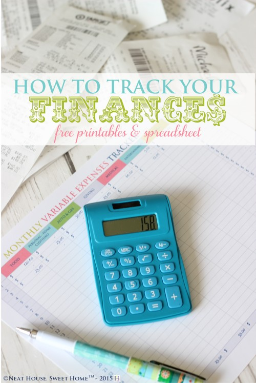 Track your spending with these 3 FREE printables. And if you are feeling fancy, download the Excel spreadsheet too!