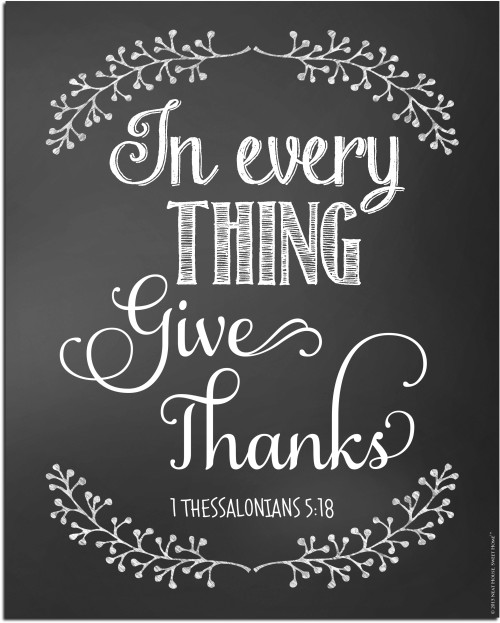 Thanksgiving Chalkboard Art - Free   Neat House. Sweet Home™