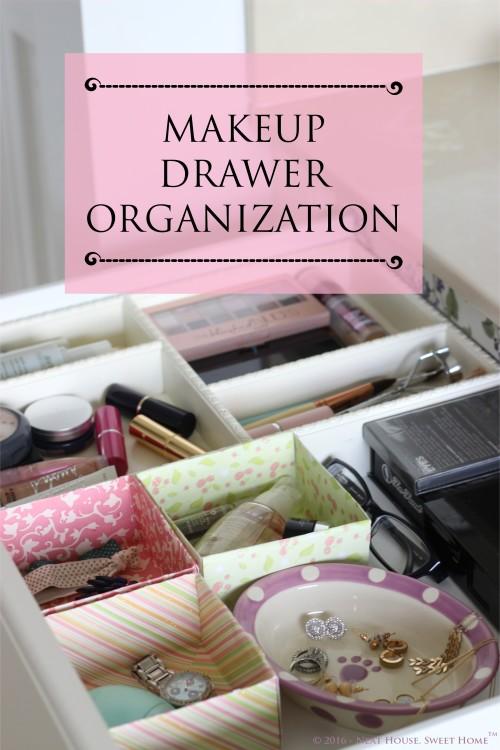 Week 4 - Makeup Drawer2