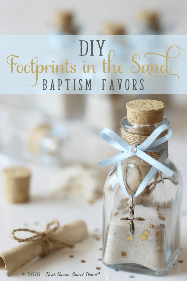 Christening Message Baptism Happy