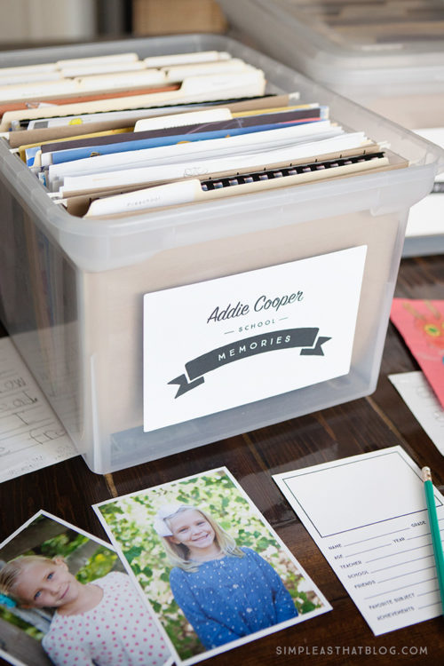 A roundup of 5 of my favorite back to school organization ideas and a free printable calendar to jot down activities, meetings, and appointments.