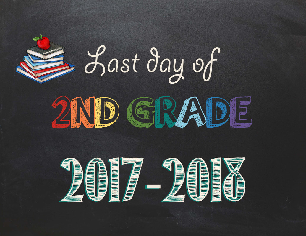 Last Day Of School Signs Free Printables