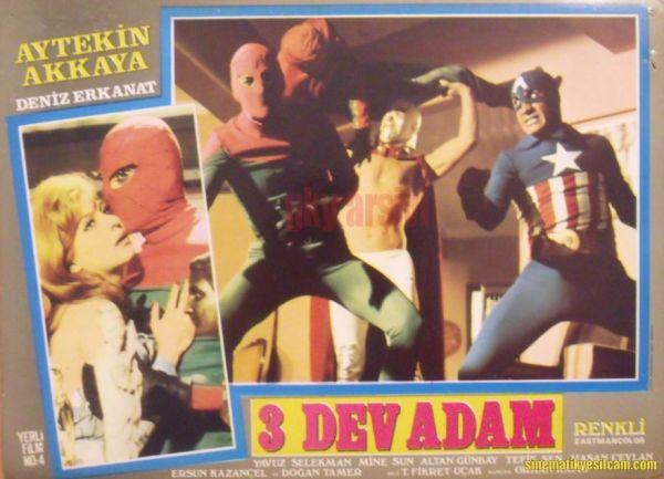 Resultado de imagen de 3 dev adam