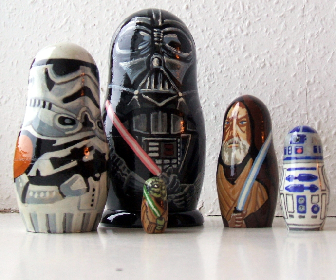 star wars dolls