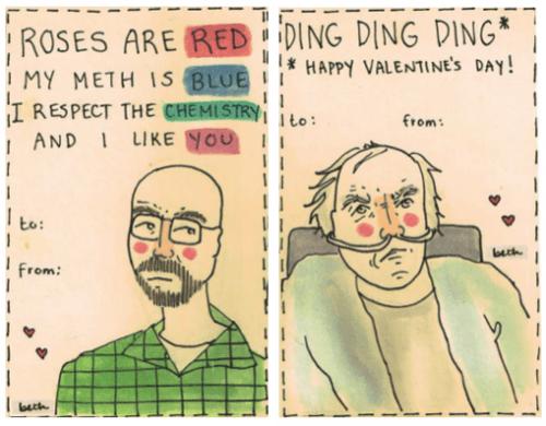 14 Geeky Valentines Day Cards Neatorama