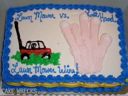 8 Cakes For Completely Inappropriate Occasions Neatorama