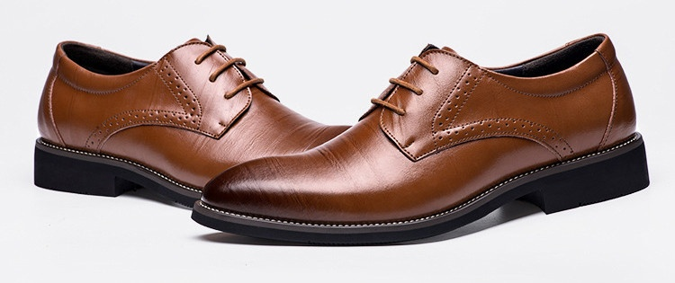 Oxfords Bullock Business Shoe 5