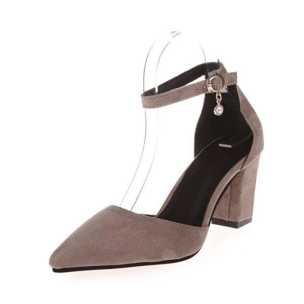 Fashion High Heels Pumps Shoes 8