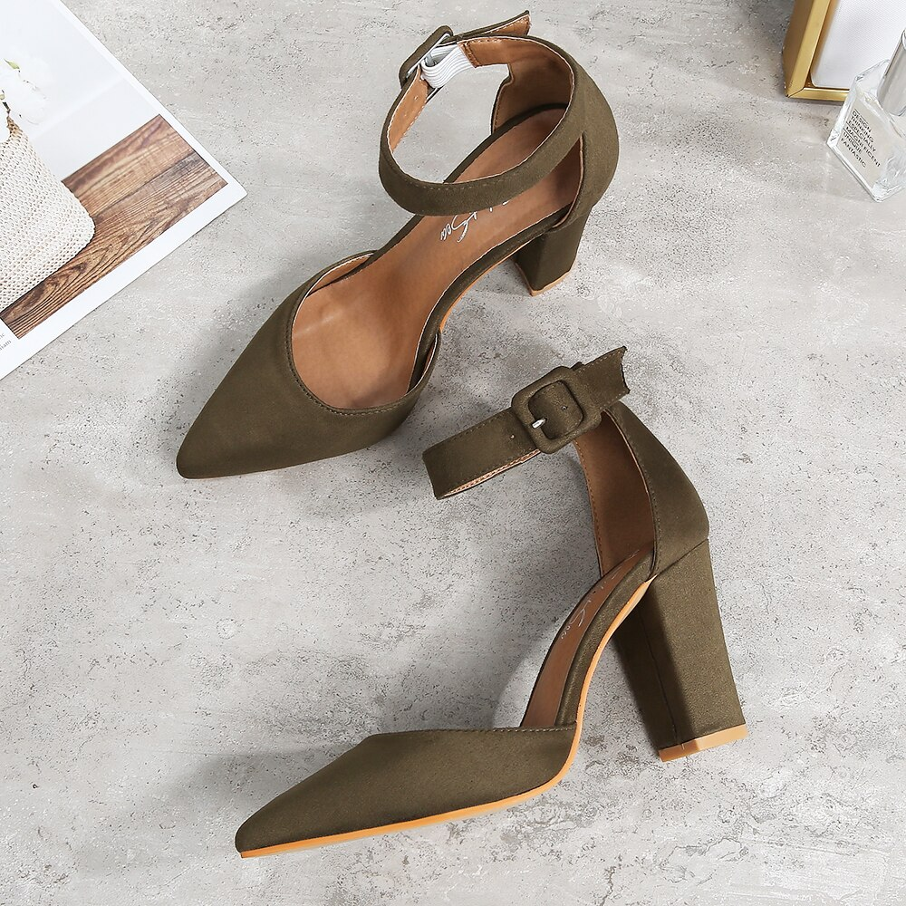 Pumps  High Sandal 45