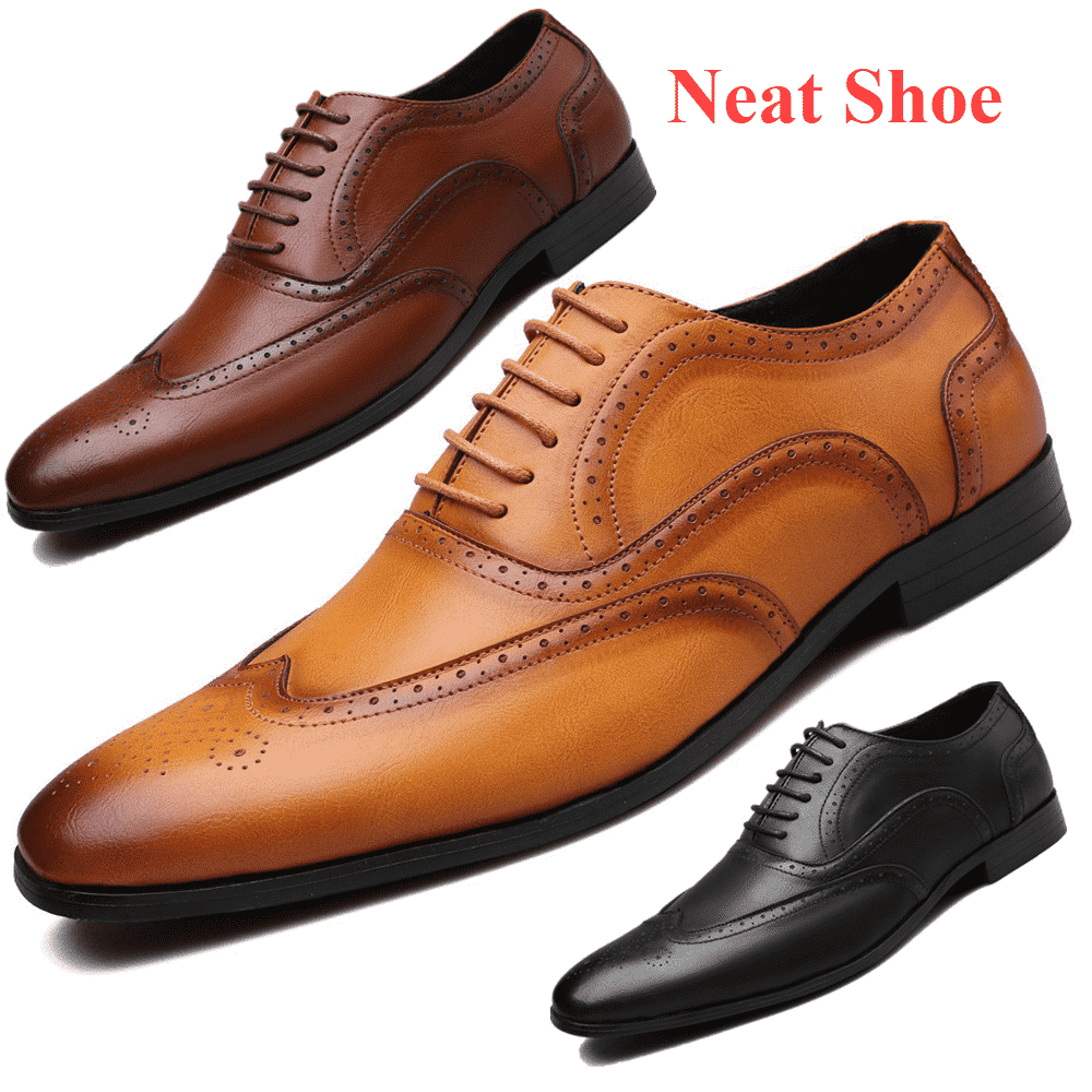 Business Comfortable Leather Shoe