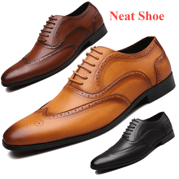 Business Comfortable Leather Shoe 1