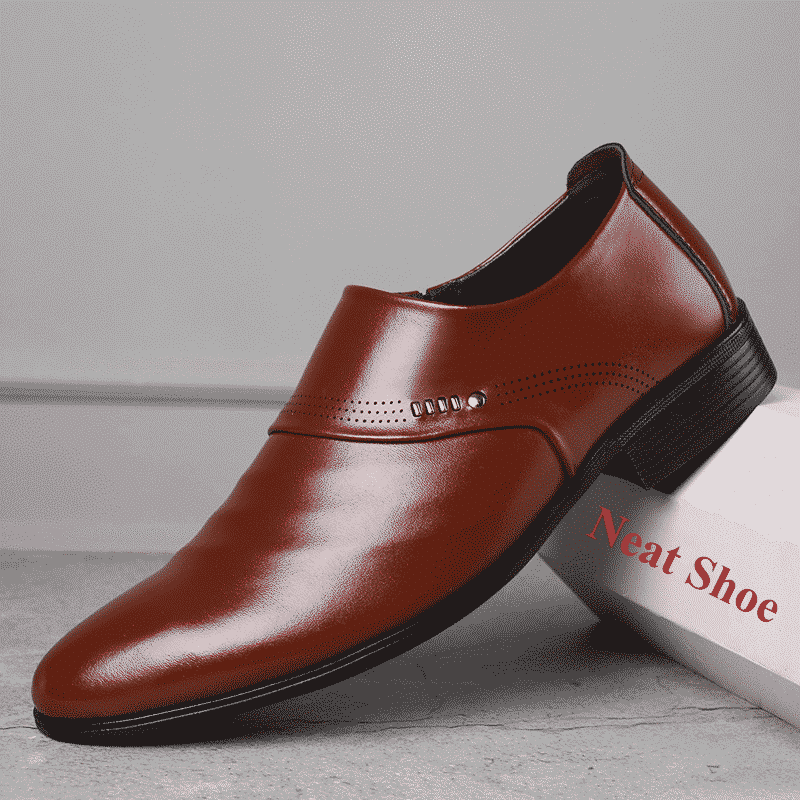 Oxfords Business and Wedding Leather Shoe