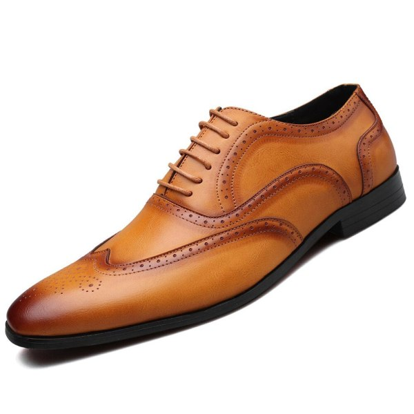 Business Comfortable Leather Shoe 7