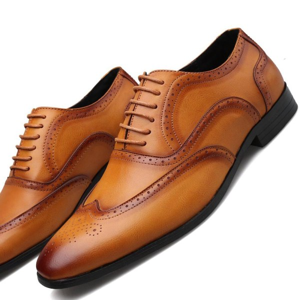 Business Comfortable Leather Shoe 3