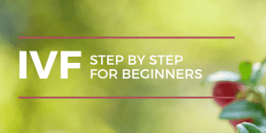 Step by step IVF guide for beginners
