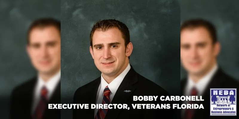Bobby Carbonell, Executive Director, Veterans Florida