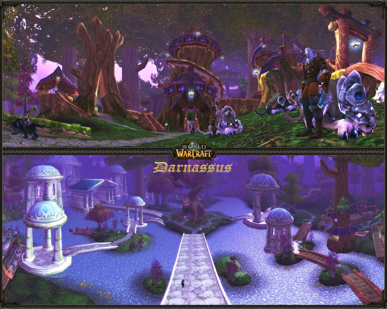 Wwwnebdaarcom World Of Warcraft Panoramic Wallpapers