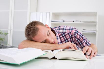 Für die Vereinbarkeit von Studium und Job ist eine gewisse Grundfitness unerlässlich.