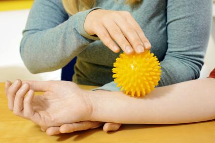 Die Ergotherapie kennt unzählige Therapieformen.