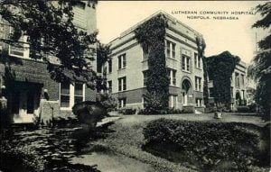 Lutheran Community Hospital, Norfolk, Nebraska