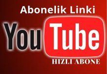 YouTube_Abone_Linki